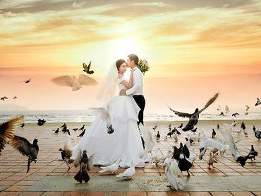 Gói Vip 1 - 1 ngày - Huy Tuyền Đẹp+ Wedding - Hình 1