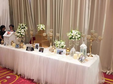 Combo tiệc cưới phong cách Mộc II - Tự Trang Trí Đám Cưới - Hình 6