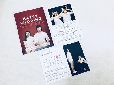 Người tình mùa đông - Thiệp cưới nhà Pen - Hình 7