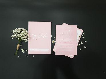 COLORFUL - Thiệp cưới nhà Pen - Hình 4