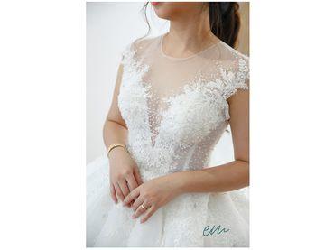 Váy cưới Luxury giá thuê chỉ từ 1.900.000 - EM Wedding - Hình 6