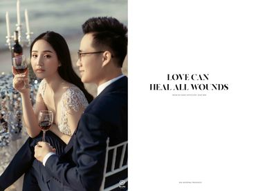 GÓI CHỤP ẢNH NGOẠI CẢNH BIỂN ĐÀ NẴNG - Rin Wedding - Hình 5