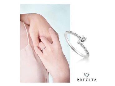 BST Nhẫn cầu hôn - PRECITA - Hình 8