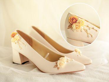 Giày cưới - Giày cưới / Giày Cô Dâu BEJO BRIDAL - Hình 1