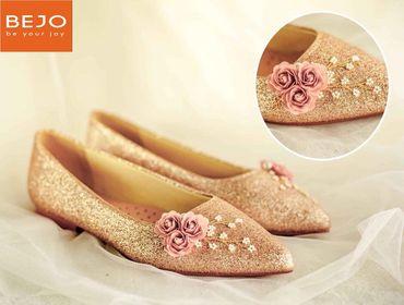 GIÀY 3CM  - Giày cưới / Giày Cô Dâu BEJO BRIDAL - Hình 5