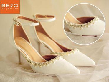 ROYAL  - Giày cưới / Giày Cô Dâu BEJO BRIDAL - Hình 5