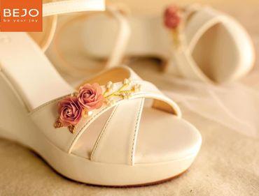 Giày cưới 12cm  - Giày cưới / Giày Cô Dâu BEJO BRIDAL - Hình 8