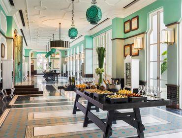 Grand Ballroom Hội trường La - mác - JW Marriott Phu Quoc Emerald Bay Resort & Spa - Hình 7