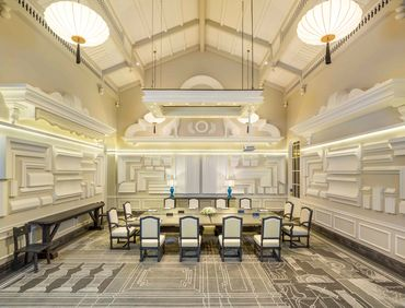 Grand Ballroom Hội trường La - mác - JW Marriott Phu Quoc Emerald Bay Resort & Spa - Hình 10