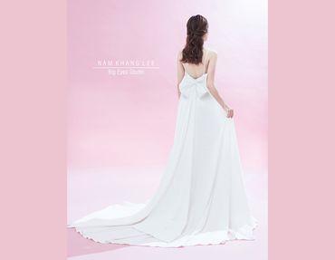 Váy cưới nhẹ nhàng, đơn giản - Big Eyes Studio - Hình 2