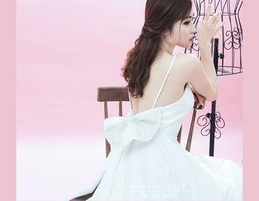 Váy cưới nhẹ nhàng, đơn giản - Big Eyes Studio - Hình 3