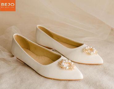 GIÀY 3CM  - Giày cưới / Giày Cô Dâu BEJO BRIDAL - Hình 2