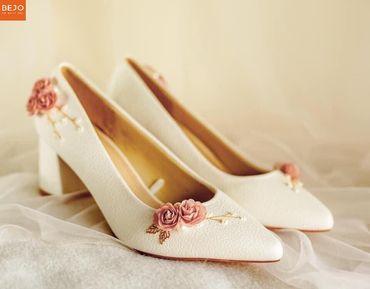 Giày cưới 5cm  - Giày cưới / Giày Cô Dâu BEJO BRIDAL - Hình 5