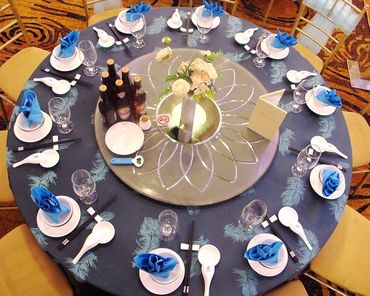 Bữa tiệc màu sắc - Trung tâm Tiệc cưới & Sự kiện Star Galaxy - Hình 8