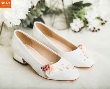 GIÀY 3CM  - Giày cưới / Giày Cô Dâu BEJO BRIDAL - Hình 7