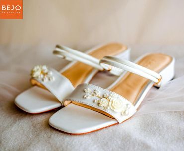 GIÀY 3CM  - Giày cưới / Giày Cô Dâu BEJO BRIDAL - Hình 8