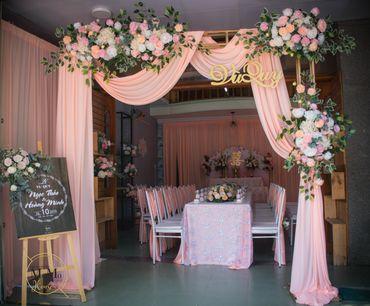 MoMo House - DV Trang trí tiệc cưới tại Nha Trang - MoMo House Wedding Decor - Hình 4