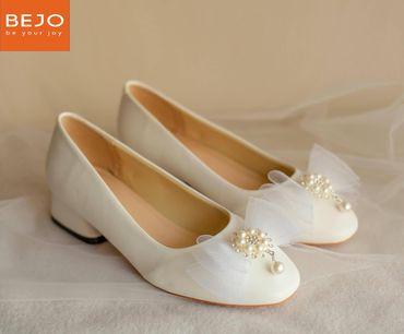 GIÀY 3CM  - Giày cưới / Giày Cô Dâu BEJO BRIDAL - Hình 6