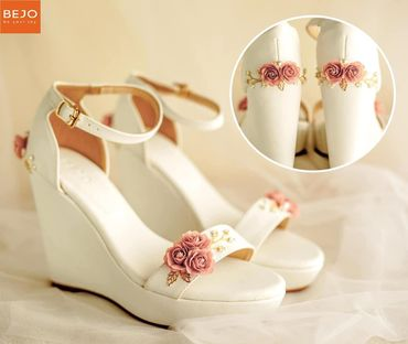 Giày cưới 12cm  - Giày cưới / Giày Cô Dâu BEJO BRIDAL - Hình 9