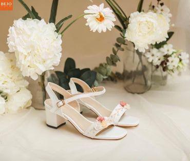 Giày cưới 5cm  - Giày cưới / Giày Cô Dâu BEJO BRIDAL - Hình 3