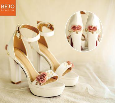 Giày cưới 12cm  - Giày cưới / Giày Cô Dâu BEJO BRIDAL - Hình 1