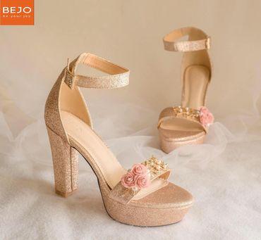 Giày cưới 12cm  - Giày cưới / Giày Cô Dâu BEJO BRIDAL - Hình 3