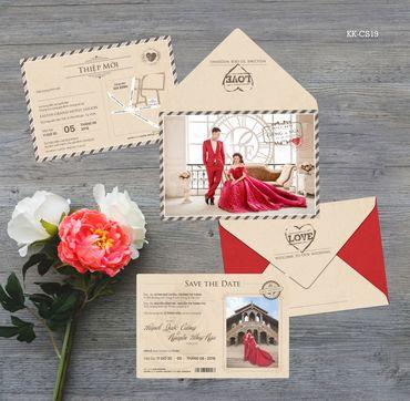 Lung linh ngày cưới - Thiệp cưới KK - Hình 12