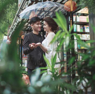 Trọn gói Album cưới ngoại cảnh Sài Gòn ngày và đêm - Hệ thống cửa hàng dịch vụ ngày cưới ALEN - Hình 5