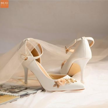 Flash Sale - Bejo - Giày cưới hàng đầu Việt Nam - Giày cưới / Giày Cô Dâu BEJO BRIDAL - Hình 1