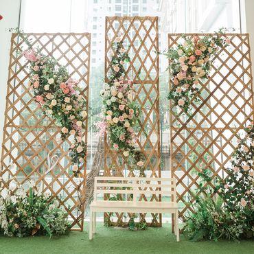 2. SẢNH TIỆC BABYLON GARDEN - Trung tâm tổ chức sự kiện & tiệc cưới CTM Palace - Hình 13
