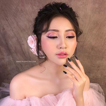 Trang điểm cô dâu - Trương Tịnh Wedding - Hình 10