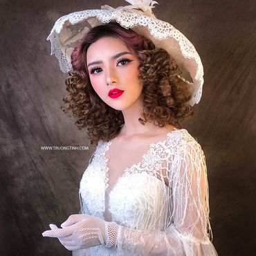 Trang điểm cô dâu - Trương Tịnh Wedding - Hình 11
