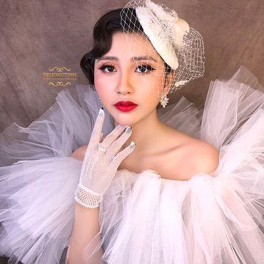 Trang điểm cô dâu - Trương Tịnh Wedding - Hình 12