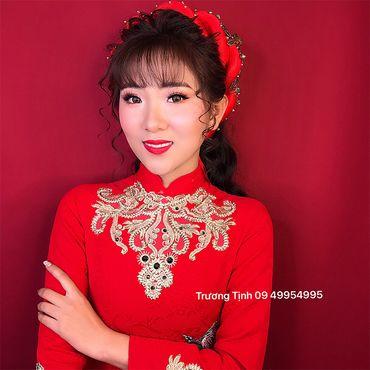 Trang điểm cô dâu - Trương Tịnh Wedding - Hình 3