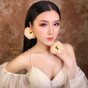 Trang điểm cô dâu - Trương Tịnh Wedding - Hình 7