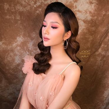 Trang điểm cô dâu - Trương Tịnh Wedding - Hình 8