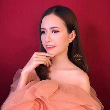 Trang điểm cô dâu - Trương Tịnh Wedding - Hình 9
