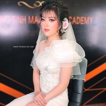 Trang điểm cô dâu - Trương Tịnh Wedding - Hình 2