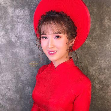 Trang điểm cô dâu - Trương Tịnh Wedding - Hình 5
