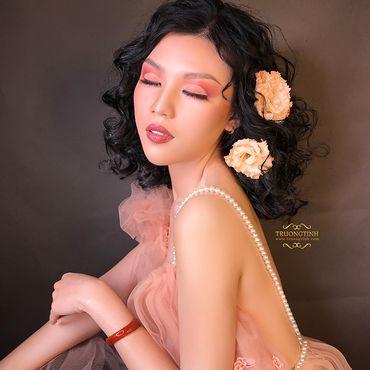 Trang điểm cô dâu đẹp - Trương Tịnh Wedding - Hình 12