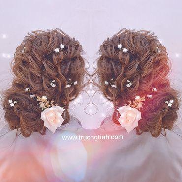 Kiểu tóc cô dâu đẹp - sang trọng - Trương Tịnh Wedding - Hình 7