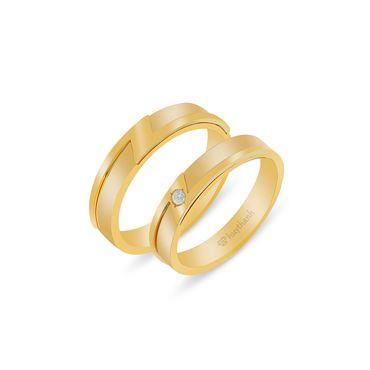 Nhẫn cưới Le Soleil NC 449 - Huy Thanh Jewelry - Hình 1