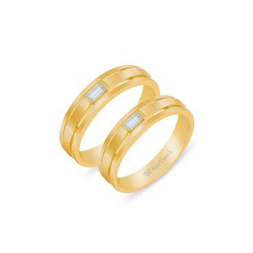 Nhẫn cưới Le Soleil NC 448 - Huy Thanh Jewelry - Hình 1