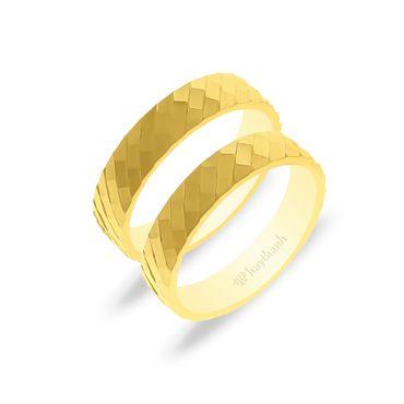 Nhẫn cưới NCP 18 - Huy Thanh Jewelry - Hình 1