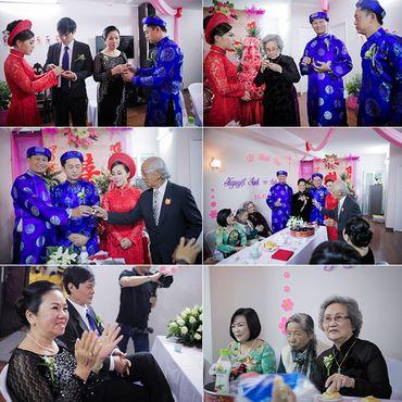 Ceremony Phóng sự ngày cưới - SOHO Studio - Hình 11