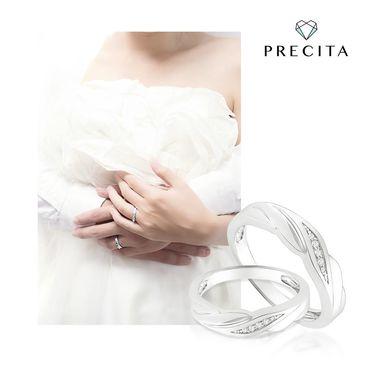 Nhẫn cưới Happiness - PRECITA - Hình 5