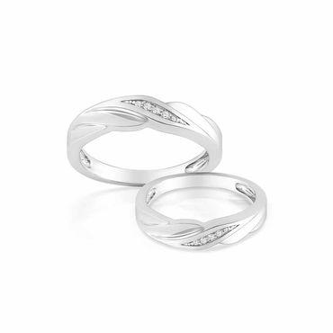 Nhẫn cưới Happiness - PRECITA - Hình 2