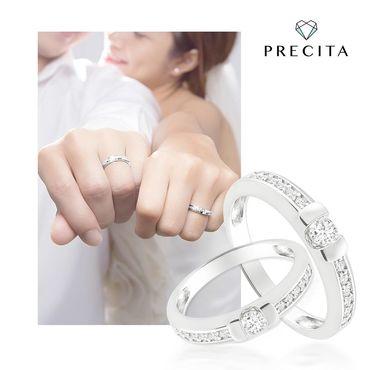 Nhẫn cưới Butterfly - PRECITA - Hình 5