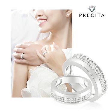 Nhẫn cưới The Galaxy - PRECITA - Hình 5