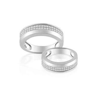 Nhẫn cưới The Galaxy - PRECITA - Hình 2
